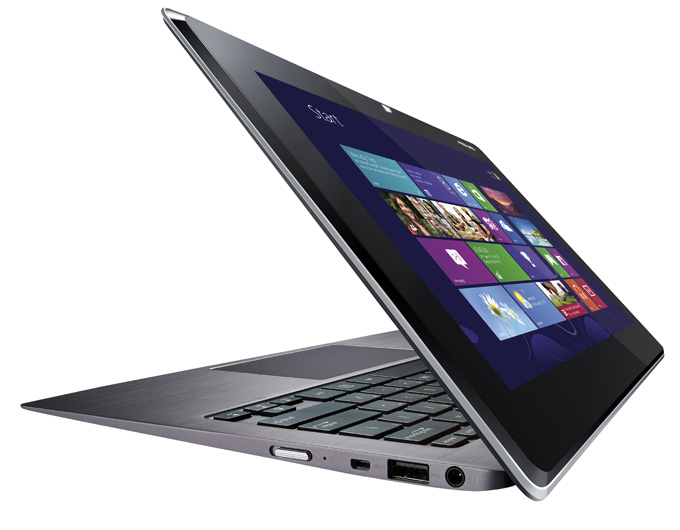 ASUS TAICHI Notebook and Tablet in One