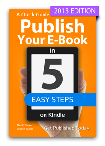 Publish Your E-book in 5 Easy Steps