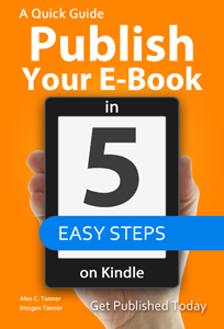 Get Publish Your E-book in 5 Easy Steps
