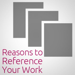 Reasons To Reference