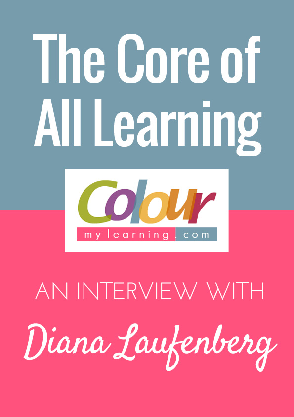 The Core Of All Learning - An interview with Diana Laufenberg