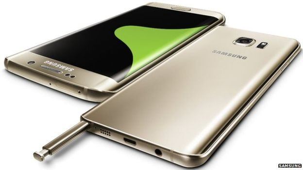 Samsung Galaxy S6 Edge Plus And Note 5