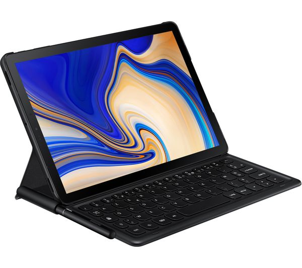 SAMSUNG Galaxy Tab S4 with Optional Keyboard