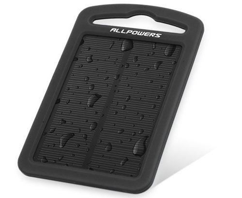 ALLPowers Solar Charger 4000mAh