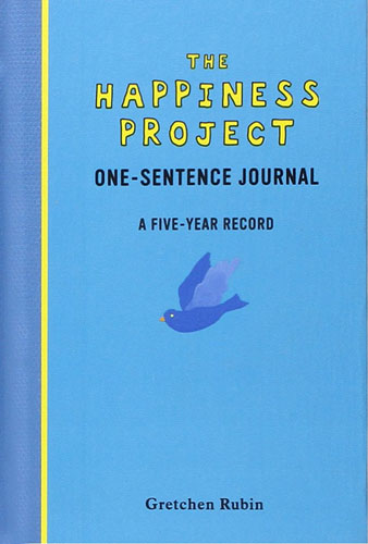 HappinessProjectOneSentenceJournal