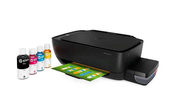 Top 5 Inkjet Printers With Refillable Ink Tanks No More Expensive Ink Cartridges Colour My Learning