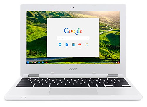 Acer Chromebook CB3 Front View