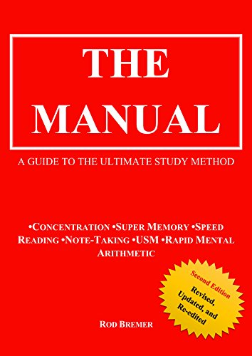 The Manual: A Guide to the Ultimate Study Method