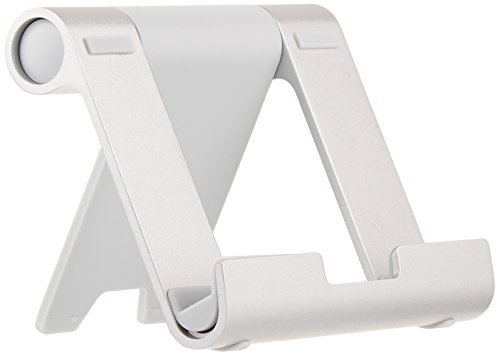 AmazonBasics Multi-Angle Portable Stand for Tablets