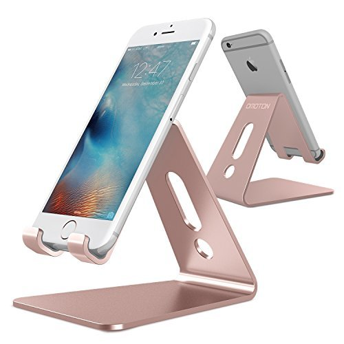 OMOTON Desktop Cell Phone Stand Tablet Stand