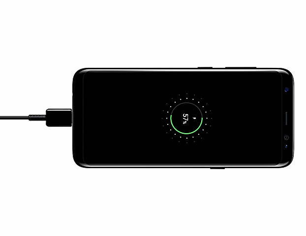 Samsung Galaxy S8 and S8 Fast Charging