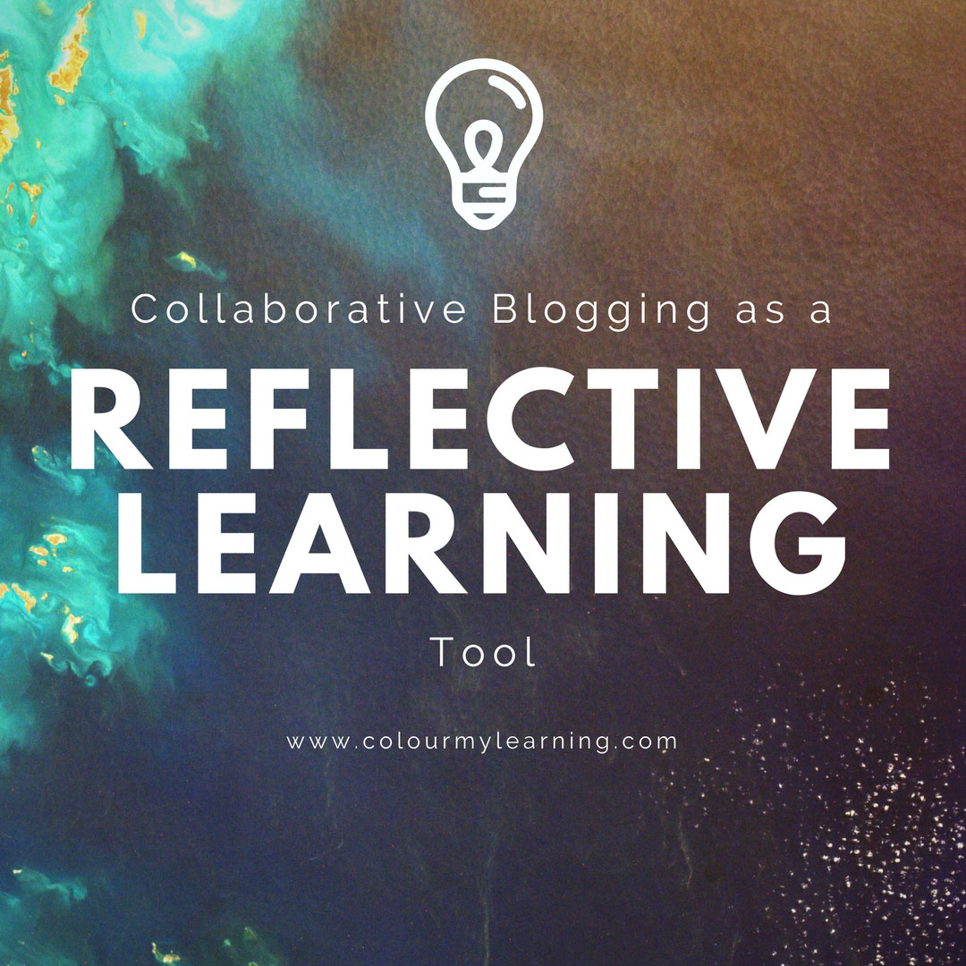 CollaborativeBloggingReflectiveLearning