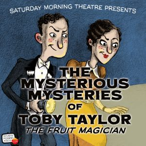 The Mysterious Mysteries of Toby Taylor