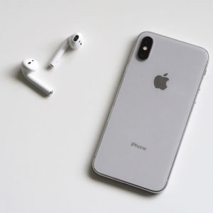 iPhone X for Music