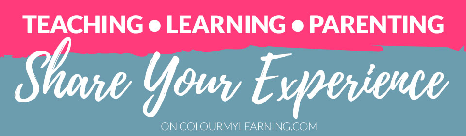 Guest Post on Colour My Learning