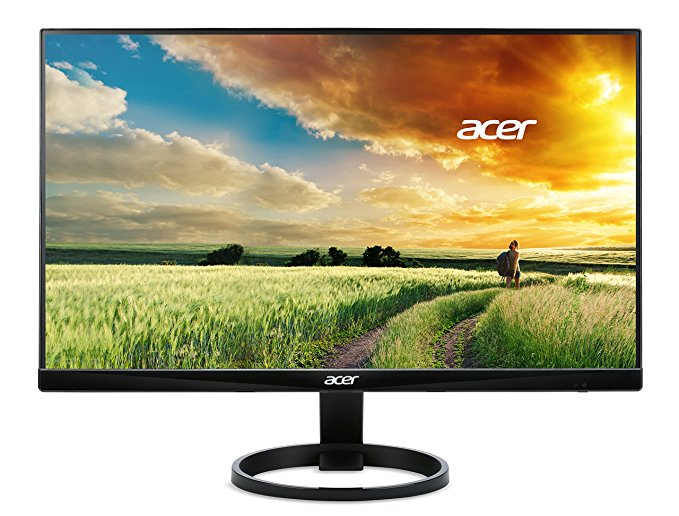 Acer R240HY 23.8 inch monitor