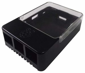 Raspberry Pi Case HAT enclosure