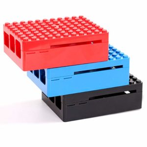 Raspberry Pi Case PiBlox Colours