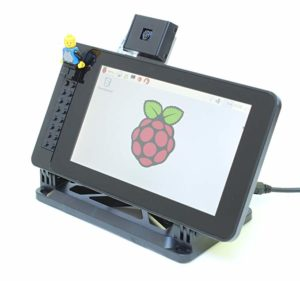 Touchscreen Case and Stand with Building Block and Adjustable Angle