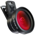 Xenvo iPhone Camera Lens Kit Pro - Macro Lens n Wide Angle Lens