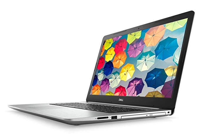 Dell Inspiron 17 5000 Aspect View