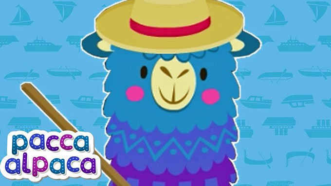 pacca alpaca YouTube