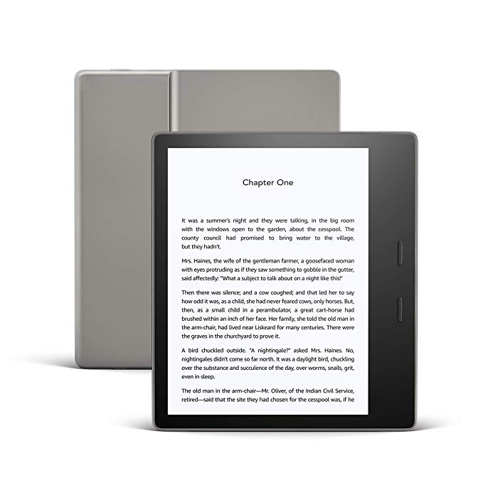 Amazon Kindle Oasis on Amazon