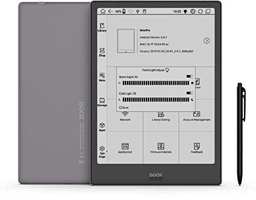 BOOX Note Pro 10.3-inch